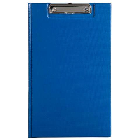 MARBIG CLIPFOLDER PE FOOLSCAP BLUE - 9312311430119