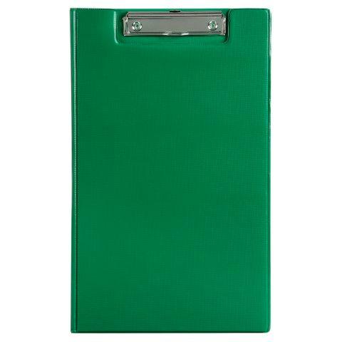 MARBIG CLIPFOLDER PE FOOLSCAP GREEN - 9312311430140