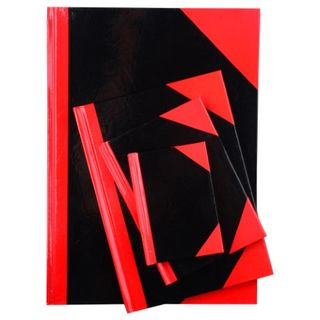 RED & BLACK NOTEBOOKS