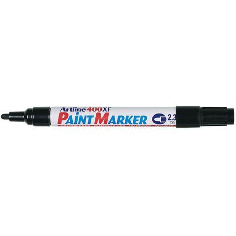 ARTLINE 400 PAINT MARKER BLACK - 4974052820168