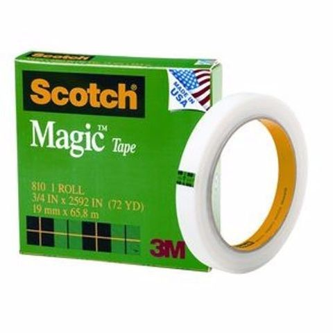 MAGIC TAPE 810 18X66M