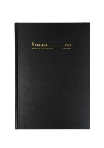 FINANCIAL DIARY A5 1DTP 2021/22 COLLINS