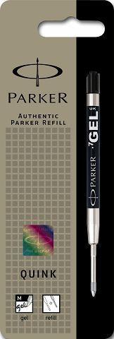 PARKER REFILL GEL 0.7MM BALLPOINT MEDIUM BLACK