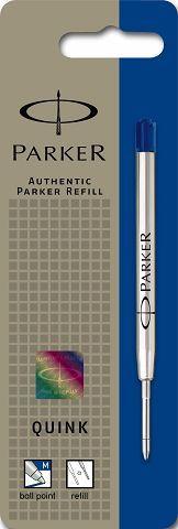 PARKER REFILL 0.7MM BALLPOINT MEDIUM BLUE