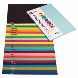 FLUORO A4 PAPER A4 80GSM ASSTD COLOURS  YELLOW/ORANGE/GREEN/PINK (PK500)90192