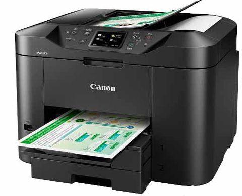 DYN-MB2760 CANON OFFICE MAXIFY MB2760 PRINTER PRINT COPY SCAN FAX