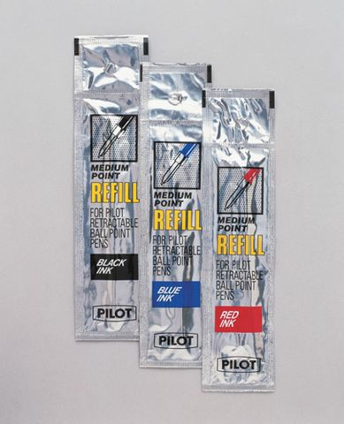PILOT RFJS-GP REFILL MEDIUM BLUE
