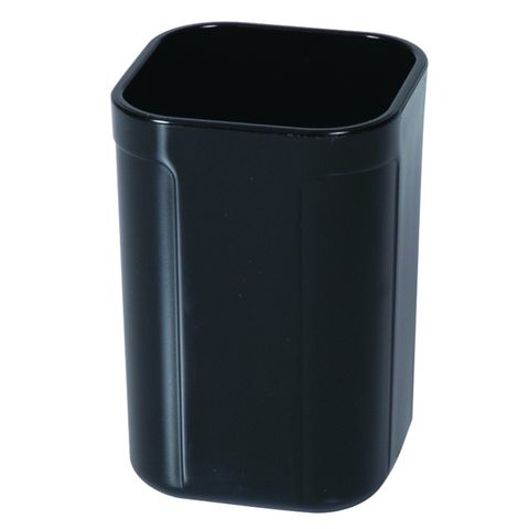 ESSELTE SWS PENCIL CUP BLACK -CQS19 - 9310715921141