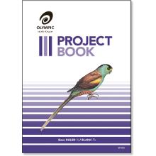 PROJECT & SCRAP BOOKS