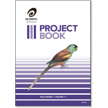 OLYMPIC PROJECT BOOK P523