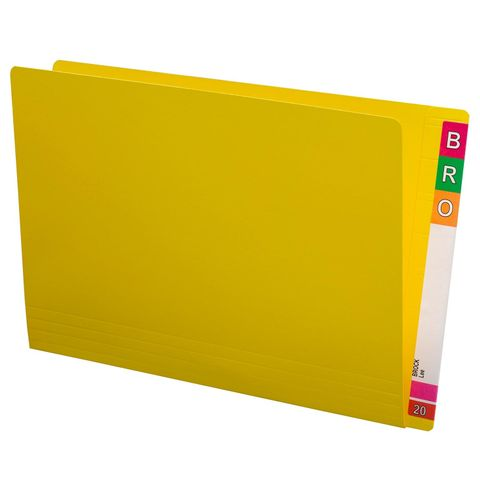 LATERAL FILE YELLOW 45413 AVERY HEAVY WEIGHT