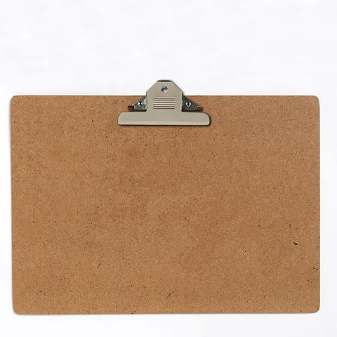 MARBIG CLIPBOARD A3 MASONITE  LARGE CLIP L/SCAPE - 9312311156361