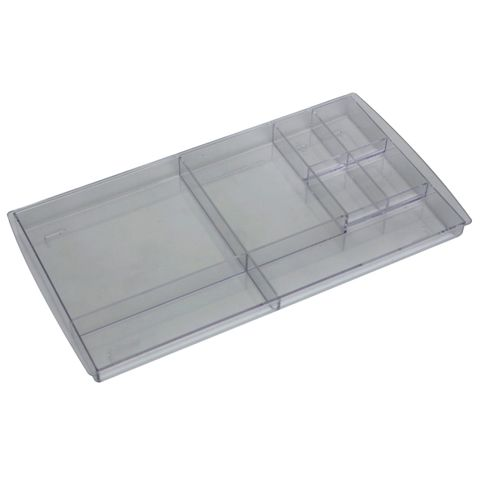 DRAWER TIDY NOUVEAU CLEAR