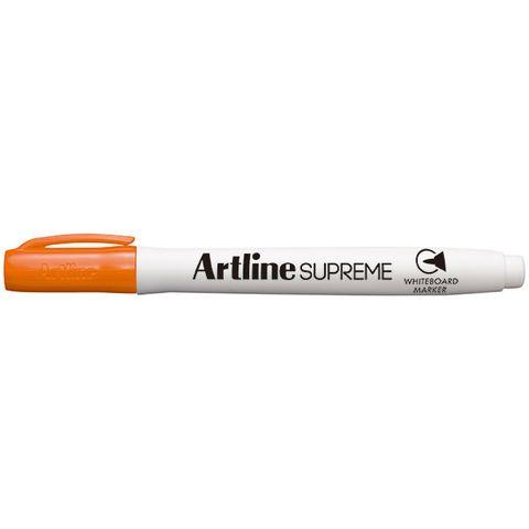 ARTLINE SUPREME ORANGE WHITEBOARD MARKER 1.5MM