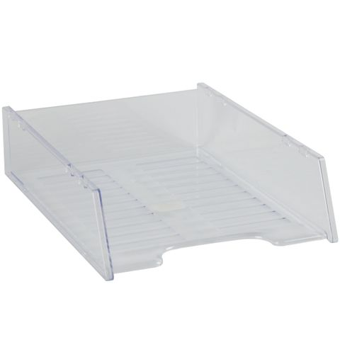 DOCUMENT TRAY CLEAR I60 ITALPLAST