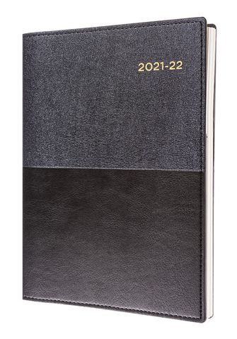 DIARY FINANCIAL VANESSA A4 21/22 FY145V99 1 DAY TO A PAGE