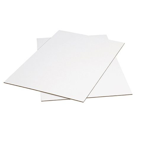 PASTEBOARD 250GSM 510X640MM WHITE EACH