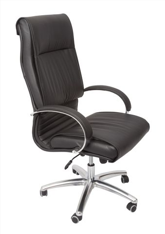 CL820 EXTRA LARGE HIGH BACK EXECUTIVE CHAIR - PU LEATHER