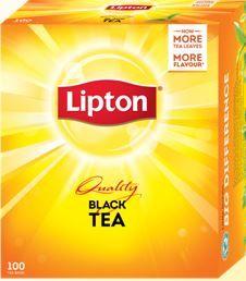LIPTON BLACK TEA BAG 100 PACK