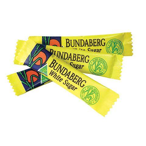 BUNDABERG WHITE SUGAR STICKS BOX 2000