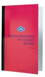ADVANCE BOOKINGS AT A GLANCE 30 LINES ADV30  ZIONS