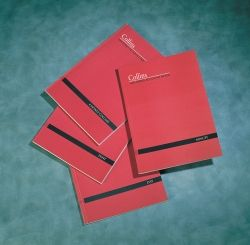 COLLINS A60 JOURNAL ACCOUNT BOOK