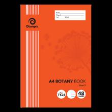 OLYMPIC BOTANY BOOK A4 48PG YR2 TY24I