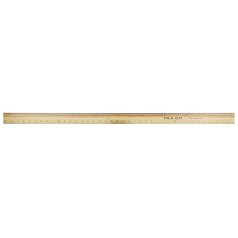 CELCO RULEX 1M WOODEN RULER