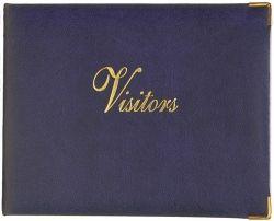 VISITORS BOOK ZIONS #72 BLACK