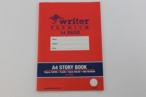 OLYMPIC STORY BOOK A4 64PG