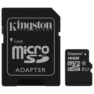 KINGSTON 16GB SD CARD