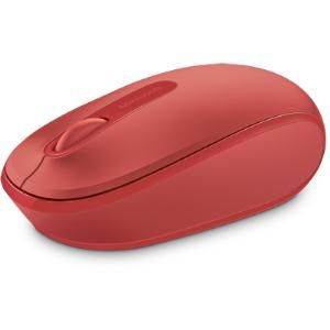 MICROSOFT WIRELESS MOUSE - FLAME RED