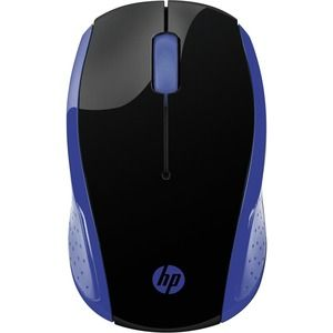 HP WIRELESS MOUSE 200MRN - BLUE
