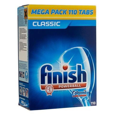 FINISH DISHWASHING TABLETS PK 110