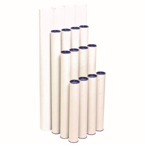 MARBIG MAILING TUBES 850MM X 90MM-cqs19 - 9312311196855