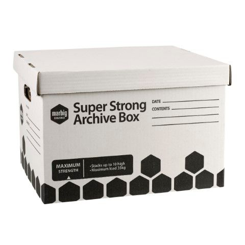MARBIG SUPER STRONG ARCHIVE BOX 80036 -