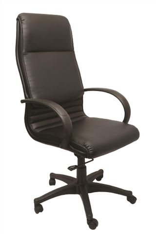 CL710 HIGH BACK EXECUTIVE CHAIR - 120 KG WEIGHT RATING -  PU LEATHER UPHOLSTERY