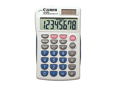 DYN-LS330H CANON LS330H CALCULATOR - CQS6