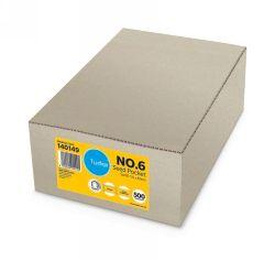 ENVELOPE SEED POCKET TUDOR NO 6 135X80MM PRESSEAL GOLD BX500