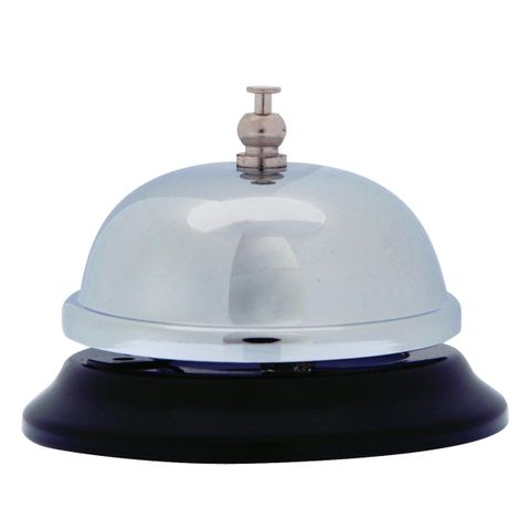 COUNTER BELL CHROME