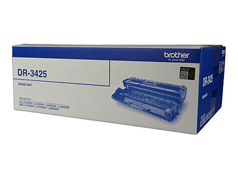 BROTHER DR3425 DRUM UNIT - 50000 PAGES