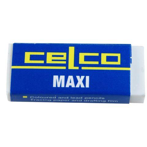 ERASER CELCO MAXI 56MM X 22MM