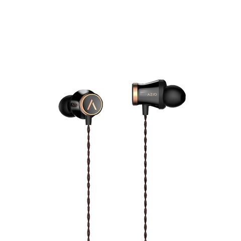 VERSATILE. PORTABLE. UNCOMPROMISED PERFORMANCE. HI-RESOLUTION EARPHONE MASTERFULLY TUNED WITH HYBRID DRIVER STRUCTURE. CERAMIC TWEETER CREATES CRYSTAL CLEAR HIGH-RANGE HARMONICS WHILE PRECISION DYNAMIC WOOFER PROVIDES RICH BASS AND ACCURATE MIDS