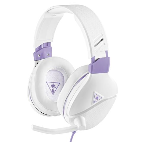 """""""TURTLE BEACH RECON SPARK UNIVERSAL HAS MULTI-PLATFORM CAPABILITY. FEATURES A FLIP UP MICROPHONE, METAL REINFORCED HEADBAND, HIGH QUALITY 40MM SPEAKERS AND GLASSES-FRIENDLY MEMORY FOAM EAR CUSHIONS."""""""