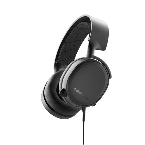 """""""BLACK -DESIGNED FOR EVERYWHERE YOU GAME, WITH REMARKABLE SOUND, COMFORT AND STYLE ON ALL GAMING PLATFORMS, INCLUDING PLAYSTATION, XBOX ONE, NINTENDO SWITCH, VR AND MOBILE"""""""