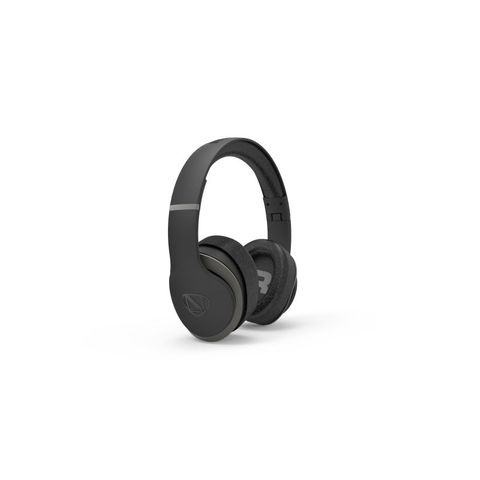 """""""BLUETOOTH FOR SMARTPHONE, TABLET, LAPTOP OR MP3 PLAYER UP TO 30FT RANGE. UP TO 30FT RANGE. BUILT-IN RECHARGEABLE BATTERY. UP TO 15 HOURS OF LISTENING TIME, RECHARGES IN LESS THAN 2 HOURS. NEVER MISS A CALL WHEN LISTENING TO MUSIC. BUILT-IN MIC."""""""