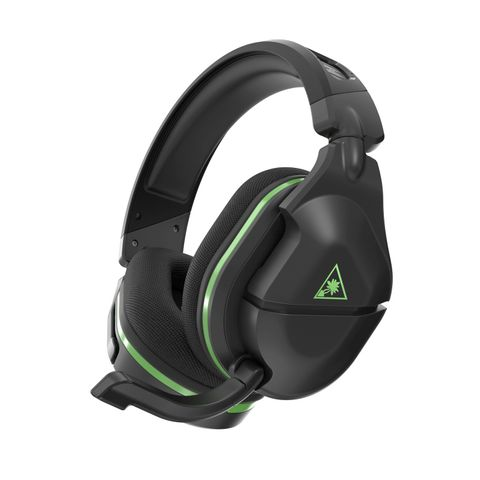 """""""TURTLE BEACH STEALTH 600 GEN 2 BLACK XB1 WIRELESS GAMING HEADSET DOMINATES ON XBOX ONE AND XBOX SERIES X, WITH AN ENHANCED FIT AND PERFORMANCE FOR A DEFINITIVE ADVANTAGE."""""""