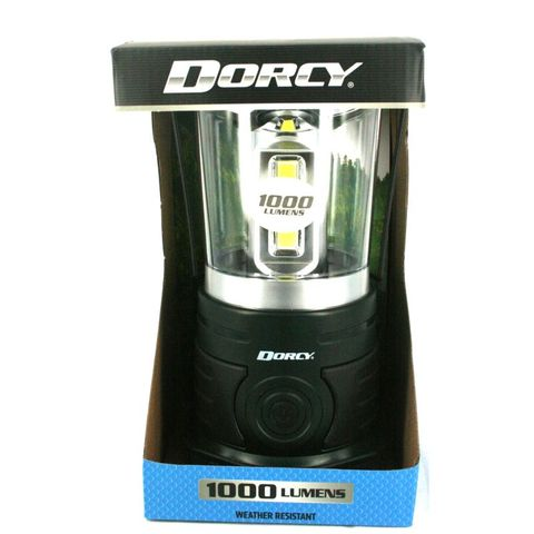"""""""DORCY 4D 1000 LUMENS  COB STRIP 360 DEGREE LIGHT,  DURABLE CASE DROP TESTED, WEATHER RESISTANT, TOP AND BOTTOM HANG HOOK"""""""