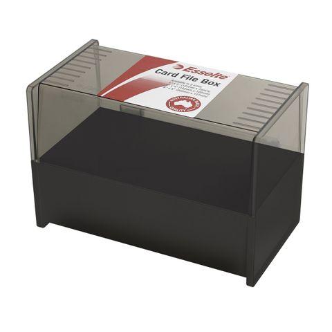 ESSELTE SWS CARD FILE BOX 127x203 (8x5)
