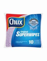 CHUX SUPERWIPES CLEANING CLOTHS PACK OF 10